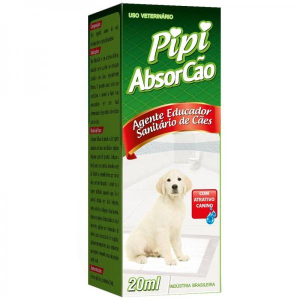 Pipi Absorcão 20 Ml